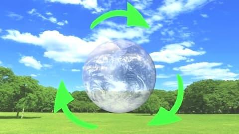 解体も買取も環境に優しく資源リサイクル