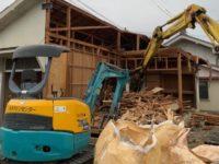 長野県上田市の木造住宅解体工事をご依頼いただきました!