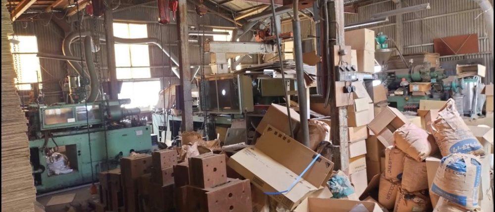埼玉県所沢市のプラスチック工場解体工事