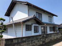 長野県佐久市の木造二階建ての一軒家解体のご依頼を戴きました!