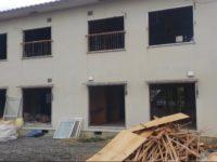 長野県長野市の木造アパート2階建の解体工事をご依頼いただきました!