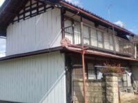 長野県佐久市の木造旧ご自宅の解体工事をご依頼いただきました!