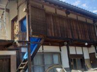 長野県小県郡青木村の木造住宅解体工事をご依頼いただきました!