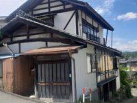 長野県佐久市塩名田の木造住宅解体工事をご依頼いただきました!
